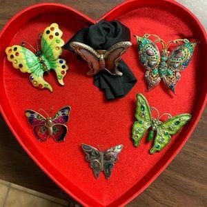 Jewelry - Butterfly 🦋 bundle